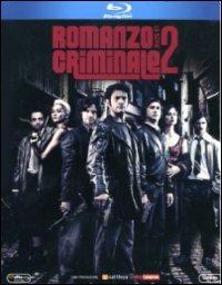 Cover Dvd Romanzo criminale. Stagione 2 (Blu-ray)