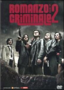 Romanzo criminale. Stagione 2 (4 DVD) di Stefano Sollima - DVD