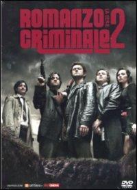 Cover Dvd Romanzo criminale. Stagione 2 (DVD)