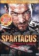 Cover Dvd Spartacus: Sangue e sabbia