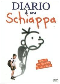 Cover Dvd Diario di una schiappa. Il film (DVD)