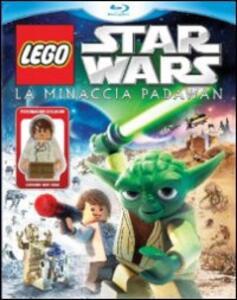 Lego. Star Wars. La minaccia Padawan di David Scott - Blu-ray