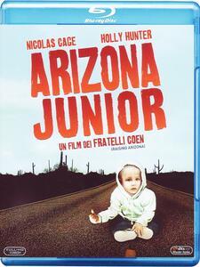 Arizona Junior di Joel Coen,Ethan Coen - Blu-ray