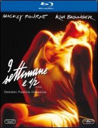 Cover Dvd 9 settimane e 1/2 (Blu-ray)