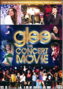Glee. The Concert Movie di Kevin Tancharoen - DVD