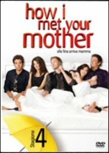 How I Met Your Mother. Alla fine arriva mamma. Stagione 4 (3 DVD) - DVD