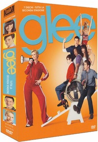 Cover Dvd Glee. Stagione 2 (DVD)