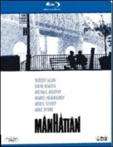 Manhattan di Woody Allen - Blu-ray