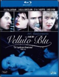 Velluto blu<span>.</span> Ediz. 25° anniversario di David Lynch - Blu-ray
