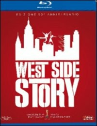 Cover Dvd West Side Story