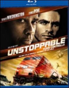 Unstoppable. Fuori controllo di Tony Scott - Blu-ray