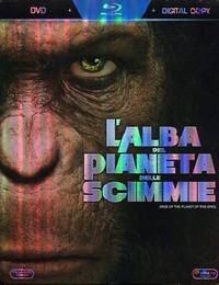 Cover Dvd L'alba del pianeta delle scimmie (Blu-ray)