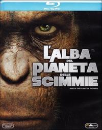 Cover Dvd alba del pianeta delle scimmie (Blu-ray)