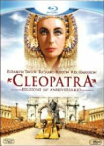 Cleopatra (2 Blu-ray)<span>.</span> Edizione 50° anniversario di Joseph Leo Mankiewicz - Blu-ray