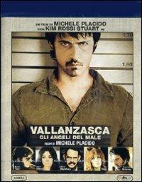 Cover Dvd Vallanzasca. Gli angeli del male (Blu-ray)