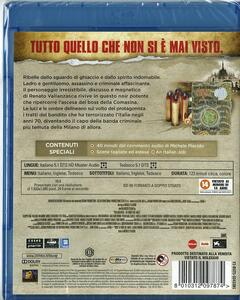 Vallanzasca. Gli angeli del male di Michele Placido - Blu-ray - 2