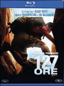 127 ore di Danny Boyle - Blu-ray