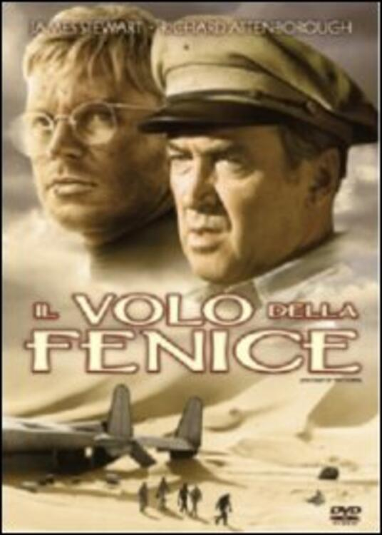 Il volo della Fenice di Robert Aldrich - DVD