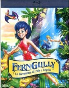 Ferngully: le avventure di Zak e Crysta di Bill Kroyer - Blu-ray