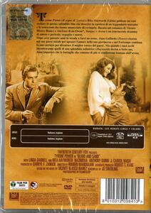 Sangue e arena di Rouben Mamoulian - DVD - 2