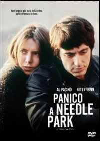 Cover Dvd Panico a Needle Park (DVD)