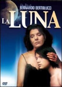La Luna di Bernardo Bertolucci - DVD