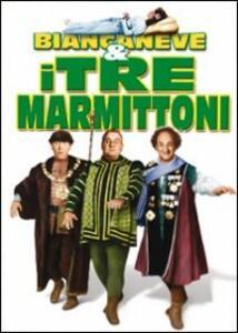 Biancaneve e i tre marmittoni di Walter Lang - DVD