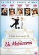 Cover Dvd Un matrimonio