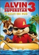 Cover Dvd Alvin Superstar 3 - Si salvi chi pu�!