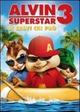 Cover Dvd DVD Alvin Superstar 3 - Si salvi chi può!