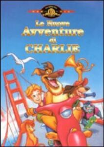 Le nuove avventure di Charlie di Paul Sabella,Larry Leker - DVD