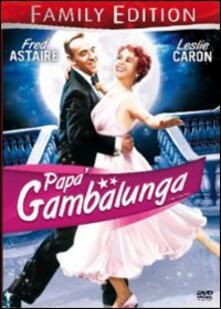 Papà Gambalunga<span>.</span> Family Edition di Jean Negulesco - DVD