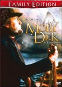 Moby Dick<span>.</span> Family Edition di John Huston - DVD