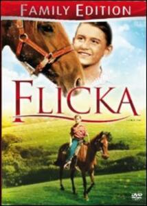 Flicka. Uno spirito libero<span>.</span> Family Edition di Michael Mayer - DVD