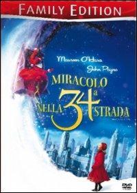 Cover Dvd miracolo nella Trentaquattresima strada (DVD)
