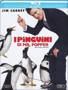 I pinguini di Mr. Popper di Mark Waters - Blu-ray