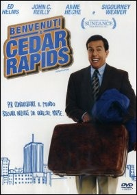 Cover Dvd Benvenuti a Cedar Rapids (DVD)