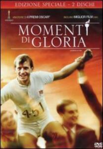 Momenti di gloria (2 DVD)<span>.</span> Edizione speciale di Hugh Hudson - DVD
