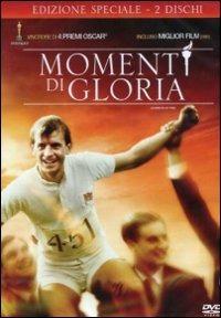 Cover Dvd Momenti di gloria (DVD)