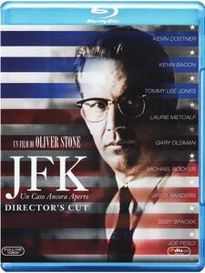 JFK. Director's Cut di Oliver Stone - Blu-ray