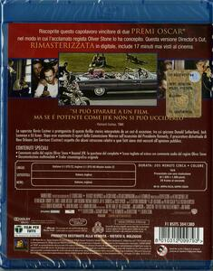 JFK. Director's Cut di Oliver Stone - Blu-ray - 2