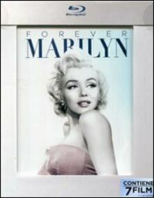 Forever Marilyn (7 Blu-ray) di Howard Hawks,John Huston,Walter Lang,Jean Negulesco,Otto Preminger,Billy Wilder