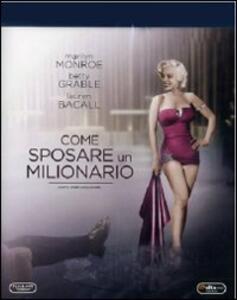 Come sposare un milionario di Jean Negulesco - Blu-ray