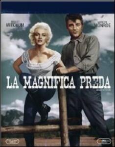 La magnifica preda di Otto Preminger - Blu-ray