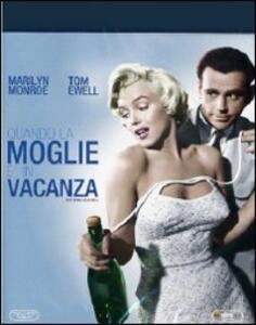 Quando la moglie è in vacanza di Billy Wilder - Blu-ray
