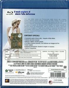 Quando la moglie è in vacanza di Billy Wilder - Blu-ray - 2