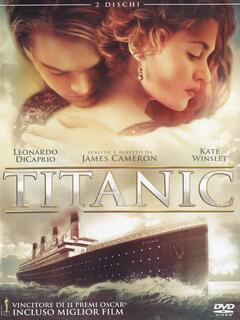 Film Titanic (2 DVD) James Cameron