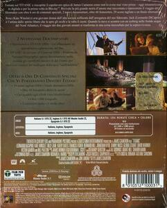 Titanic (2 Blu-ray) di James Cameron - Blu-ray - 2