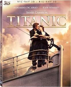 Titanic 3D (2 Blu-ray + 2 Blu-ray 3D) di James Cameron
