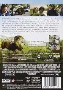 La mia vita è uno zoo di Cameron Crowe - DVD - 2